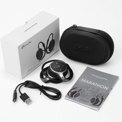 dylan bluetooth headphones linkwitz wireless sports around neck headset with bluetooth 4.1