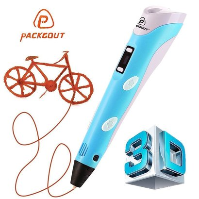 3d pen-2 packgout professional 3d doodler drawing printing pen great gift for girls or boys