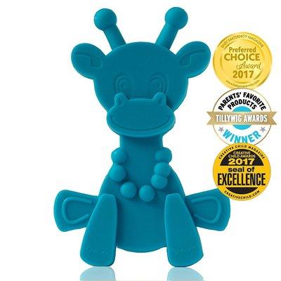 bambeado little bambam baby giraffe teething toy 0month+