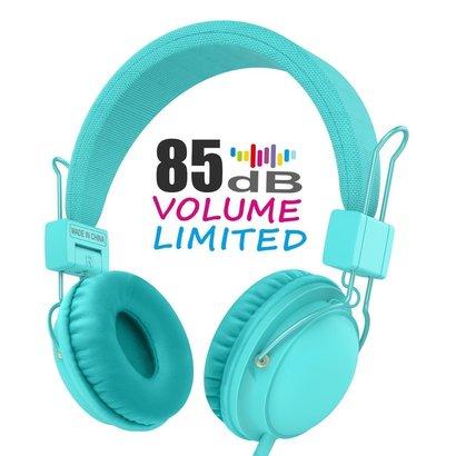volume limiting headphones designed for kids ailihen hd850 kids headphones