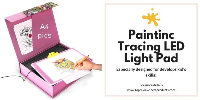 Paintinc Tracing LED Light Pad