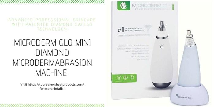 Microderm GLO MINI Diamond Microdermabrasion Machine