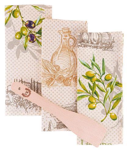 Cotton Kitchen Towel Gift Set by ViKei