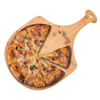 Frederica Trading Premium Bamboo Pizza Peel Paddles
