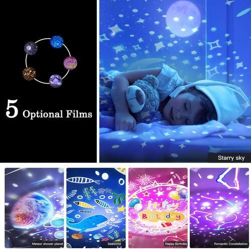 FYLINA Night Light Projector for Kids best gift for children