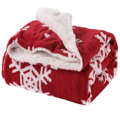 Bedsure Christmas Twin Blanket Great Xmas Gift