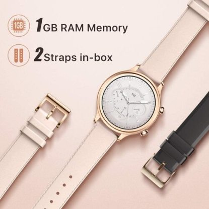 TicWatch C2+ Stainless Steel Smartwatch for Women