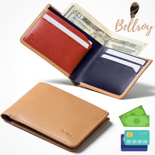 Bellroy wallet