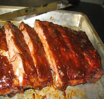 "Champion Ribs by Ray ""Dr. BBQ"" Lampe"