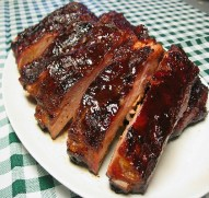 Kansas City-Style Spareribs