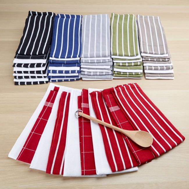 Kitchen Towel Set 7Day Linen Rental  Topsail Beach Linens