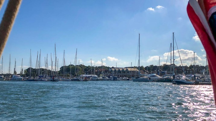 Leaving Hamble Classics