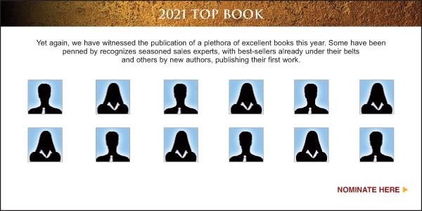 Nominate Top Sales & Marketing Book 2021