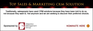 Top Sales & Marketing CRM Solution