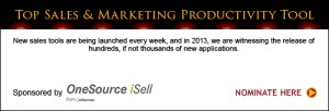 Top Sales & Marketing Productivity Tool
