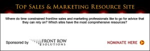 Top Sales & Marketing Resource Site
