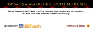 Top Sales & Marketing Social Media Site