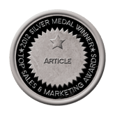 Top Sales & Marketing Article 2012 Silver Medal