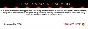 Top Sales & Marketing Video