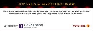 Top Sales & Marketing Book 2013