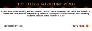 Top Sales & Marketing Awards Video 2013