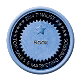 Finalist Medal - Book 2014 Top Sales & Marketing Awards