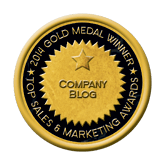 Gold Company Blog 2014 Top Sales & Marketing Awards