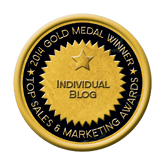 Gold Blog 2014 Top Sales & Marketing Awards