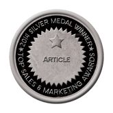 Silver Article 2014 Top Sales & Marketing Awards