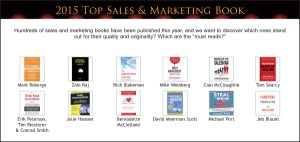 Top Sales & Marketing 2015 Book