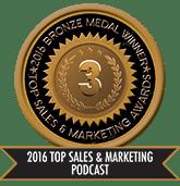 2016 Top Sales & Marketing Podcast - Bronze