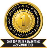 2016 Top Sales & Marketing Assessment Tool - Gold