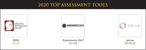 Winners - Top Sales & Marketing Awards - Assessment Tool - 2020