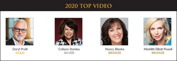 Top Sales & Marketing Awards 2020 - Video - Winners