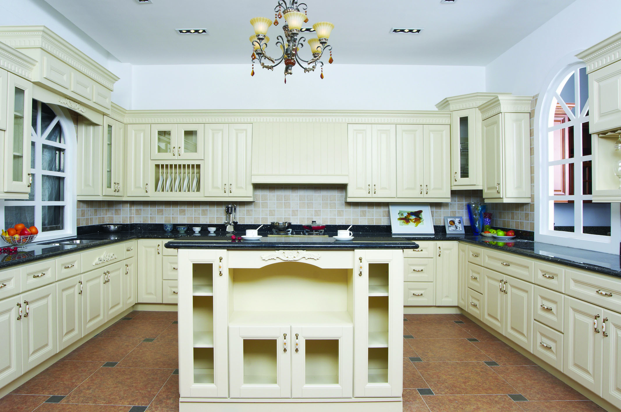 tops kitchen cabinets pompano rolling chairs gallery and granite countertops