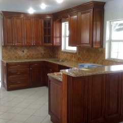 Tops Kitchen Cabinets Pompano How To Remodel Your Gallery - And Granite Countertops ...