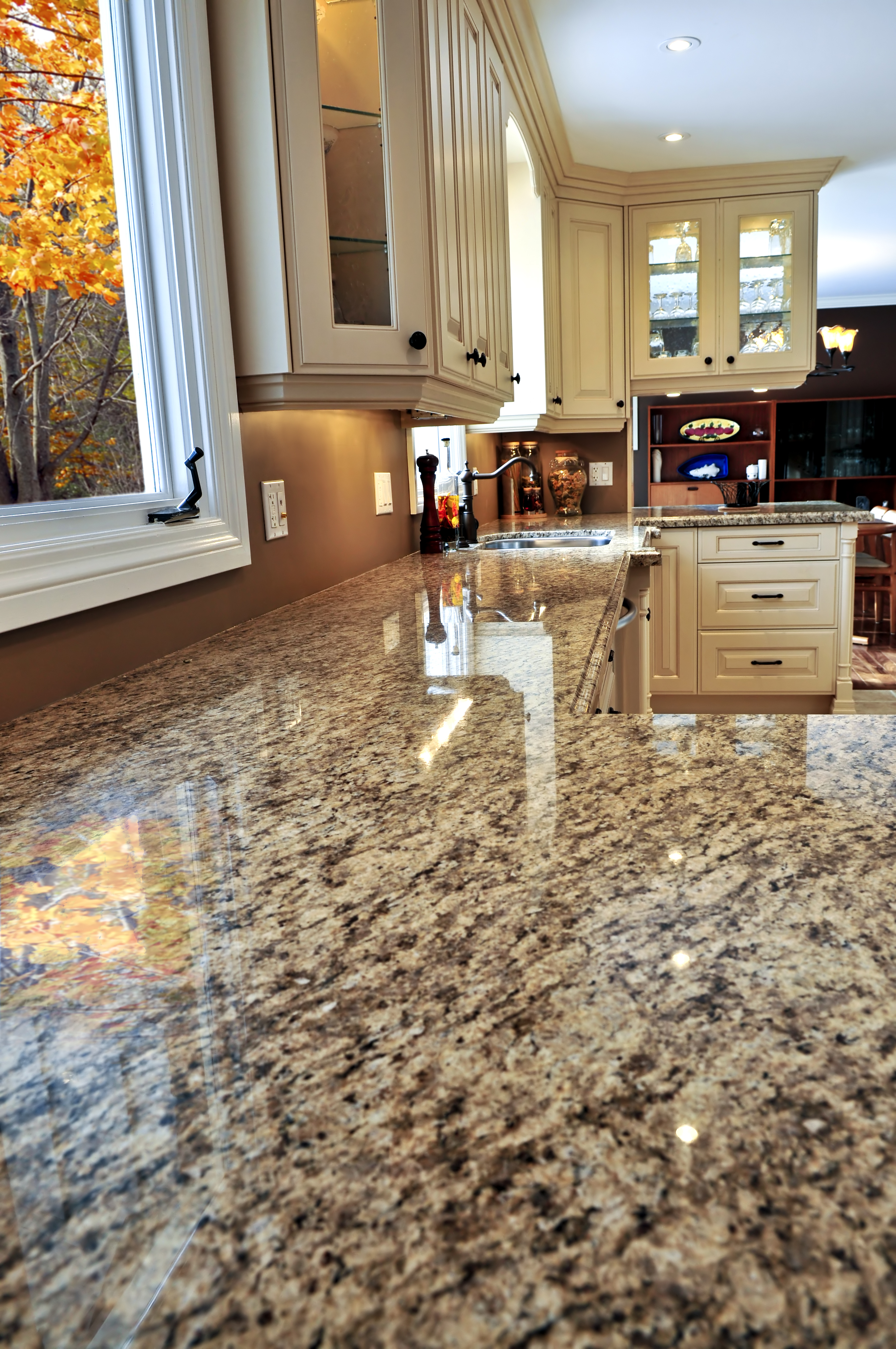tops kitchen cabinets pompano 33x22 sink 7 common countertop problems and how to fix them