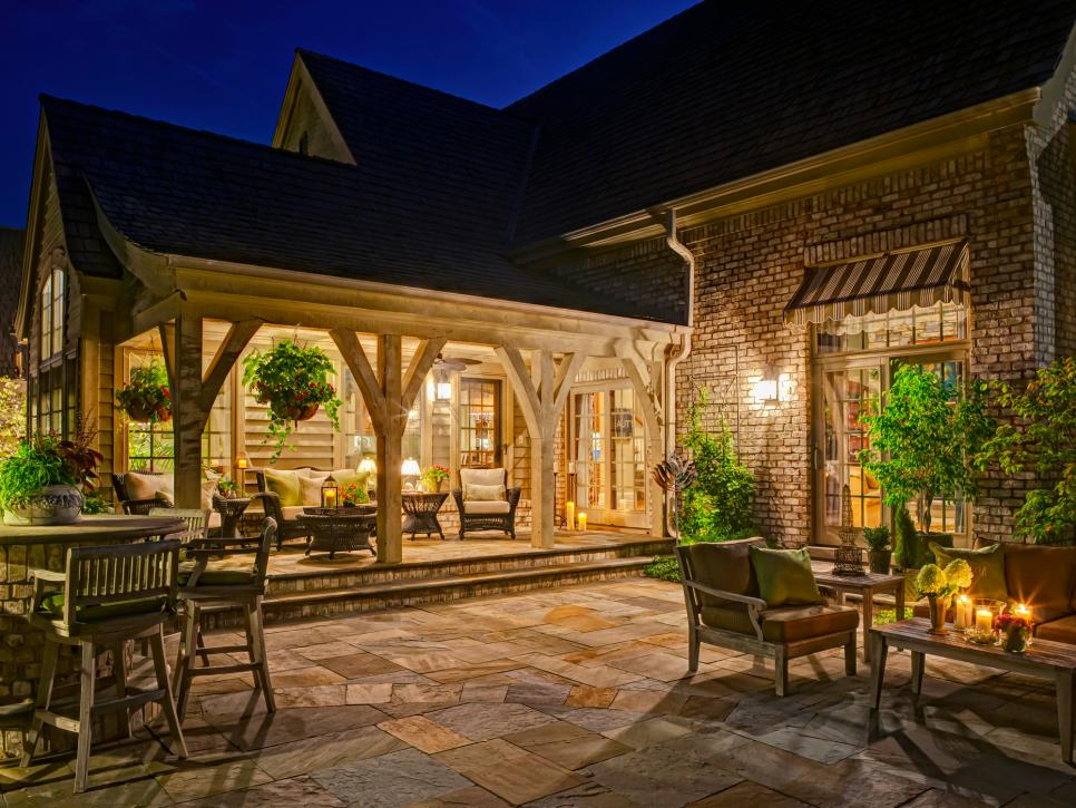 guide to the best outdoor patio designs
