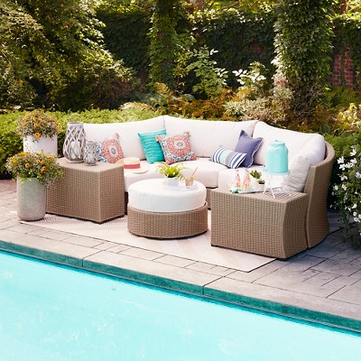 stylish and comfortable patio furniture