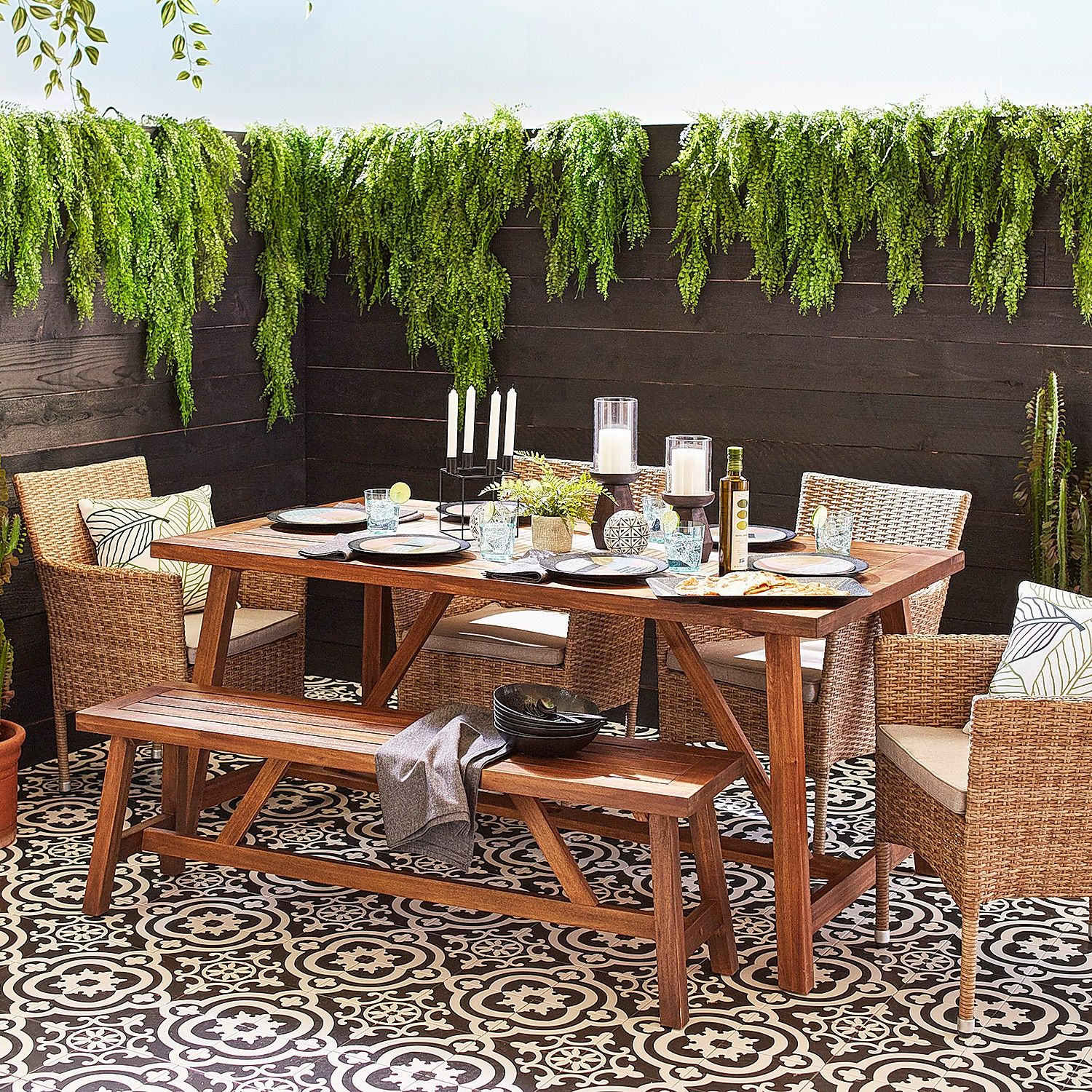 Beautiful Outdoor Garden Furniture Topsdecor Com