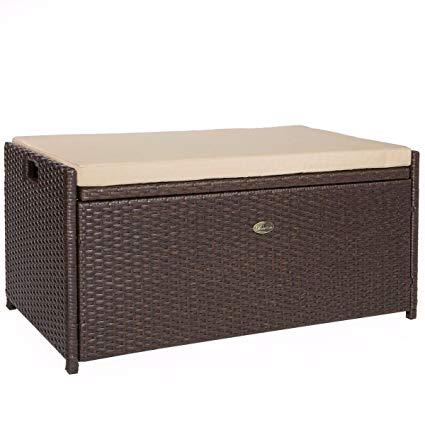 outdoor storage bench topsdecor com
