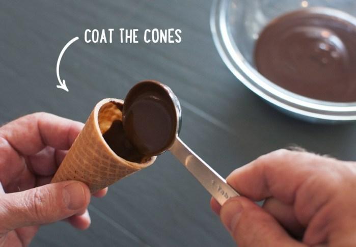 Nestle Drumstick copycat recipe by Todd Wilbur