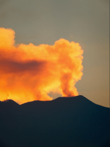 How a Volcano Taught Me to be Female