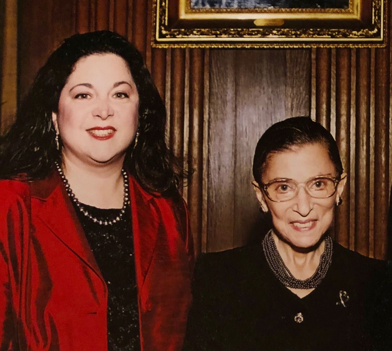 Ruth Bader Ginsburg: In the Tiger's Den