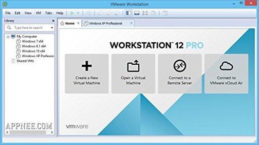 VMware Workstation Pro 15.0.2 Crack + License Key 2019 Latest