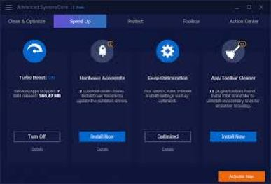 Advanced SystemCare 12 Key + Crack 2019 Free Download