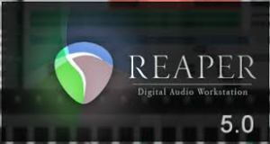 REAPER 5.9.7 Crack