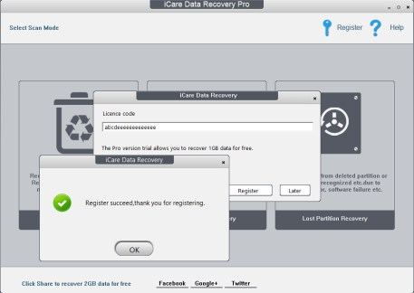 iCare Data Recovery Pro 8.2.0.4 Crack