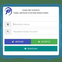 Kode Voucher PHPMixBill Sebagai Username Hotspot MikroTik