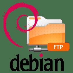 Cara Membuat FTP Server Pada Debian 8